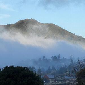 Mill Valley CA Mt Tamalpais